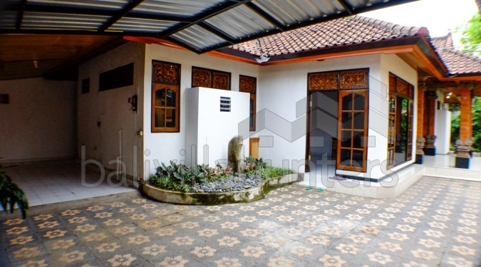 Spacious 2 Bedrooms House in Sanur