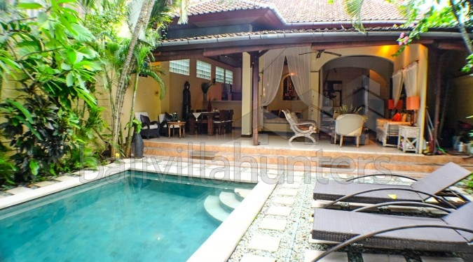 4 Bedrooms Villa in Seminyak