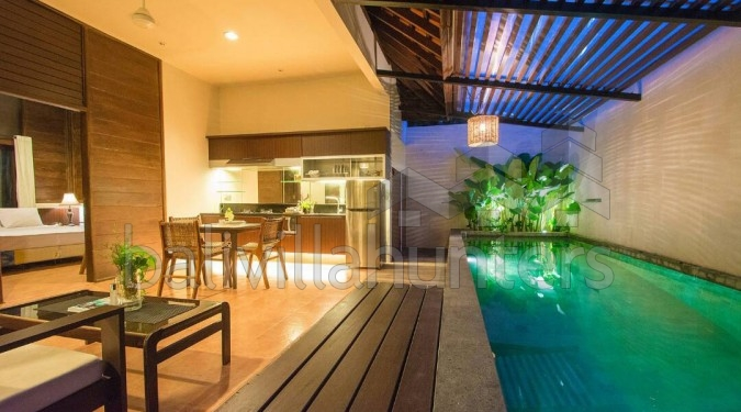 Modern 2 Bedrooms Villa in Seminyak