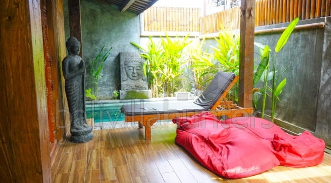Joglo 2 Bedrooms Villa in Canggu