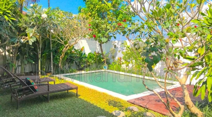 Modern 3 Bedrooms Villa in Kerobokan