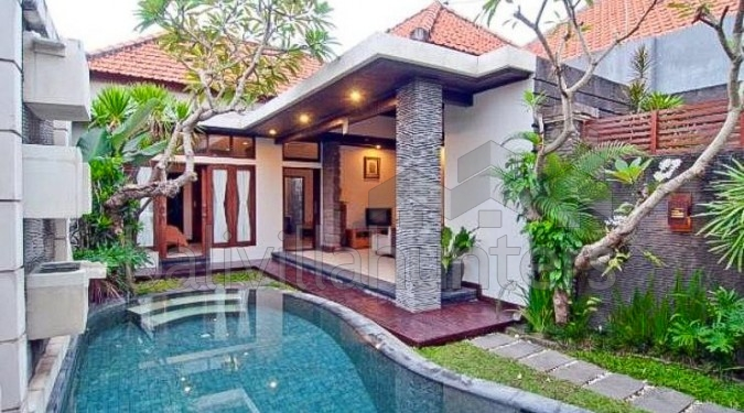 2 Bedrooms Villa in Kerobokan