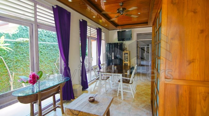 3 Bedrooms House in Sanur
