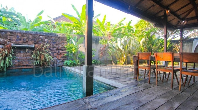 Unique 2 Bedrooms Villa in Sanur