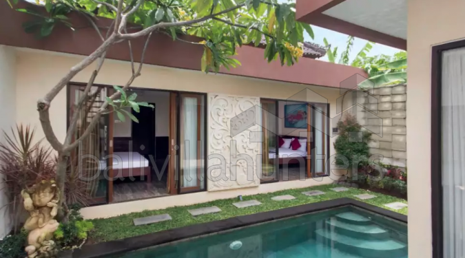 2 Bedroooms Villa in Sanur